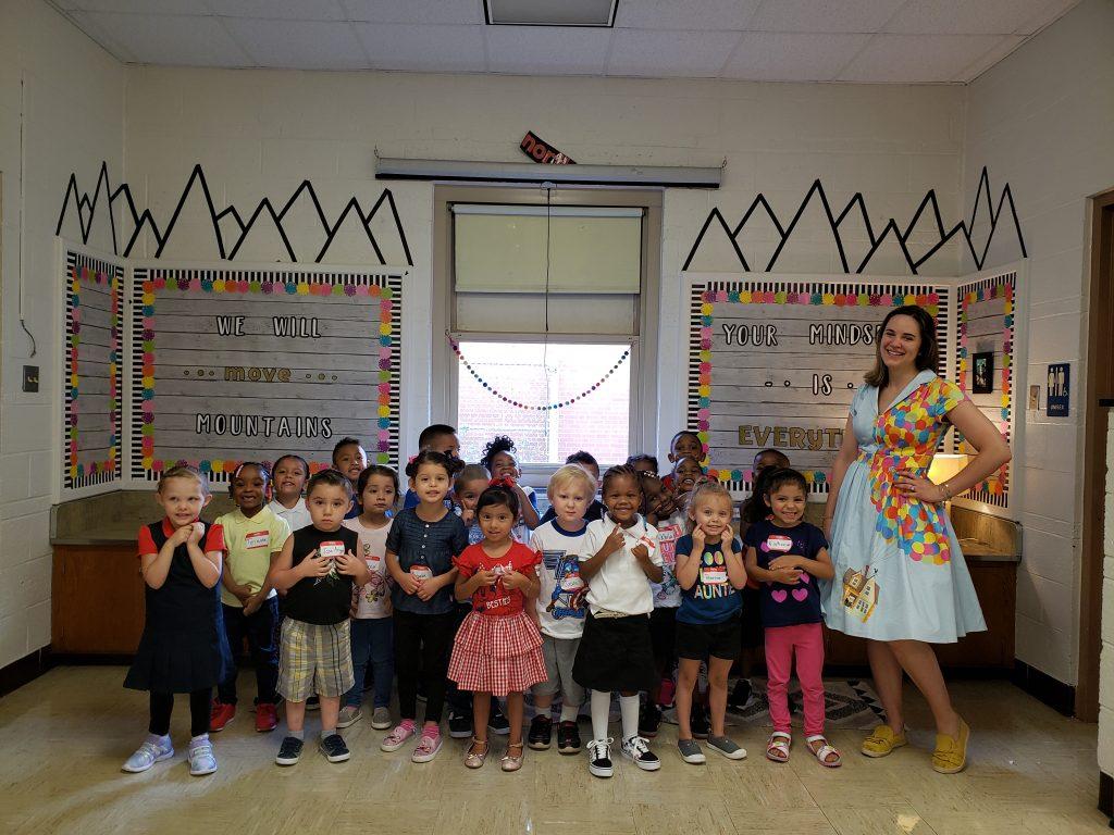 Welcome Preschoolers